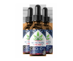 How does We The People CBD work?