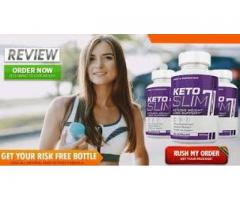 Keto Slim 7 Reviews : Does This Advanced  Weight Loss Pills ?